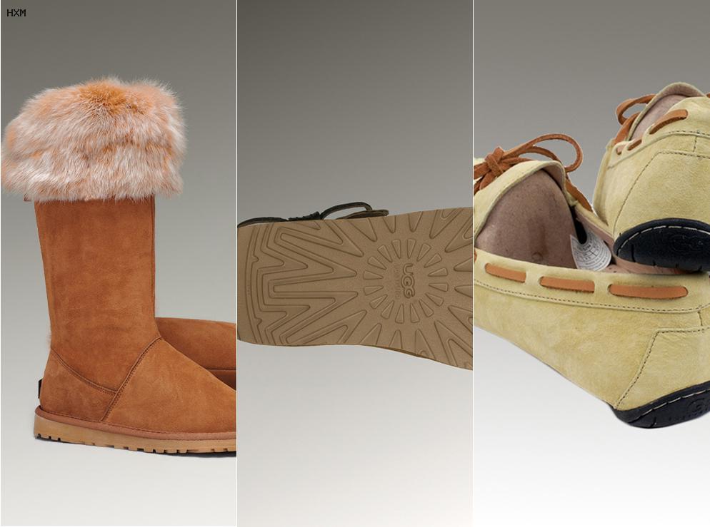 botas de invierno ugg 2014