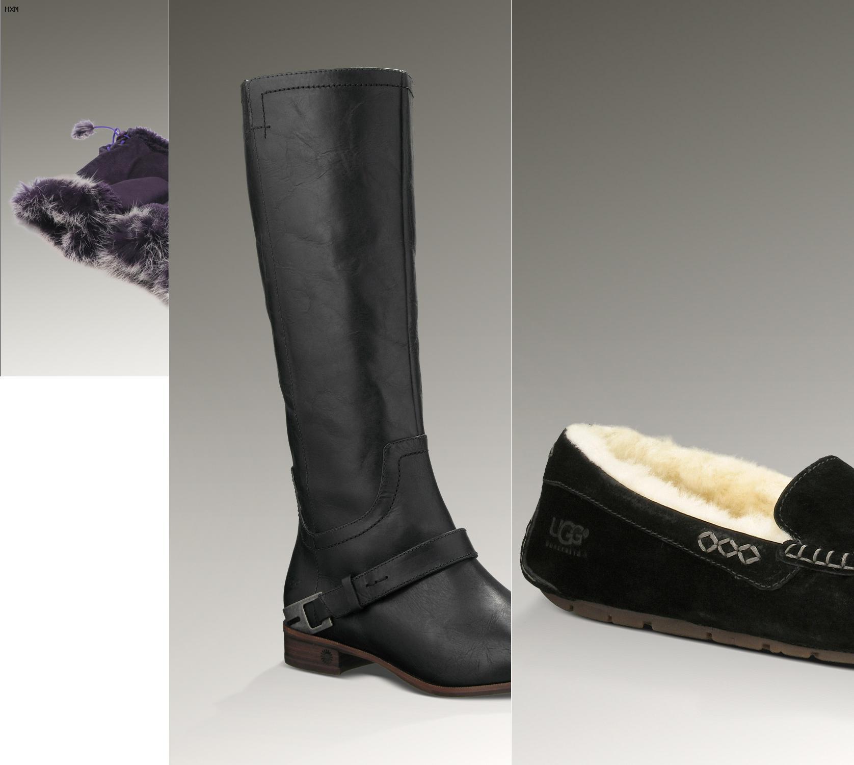 botas de mujer marca ugg