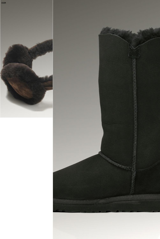 botas similares a ugg