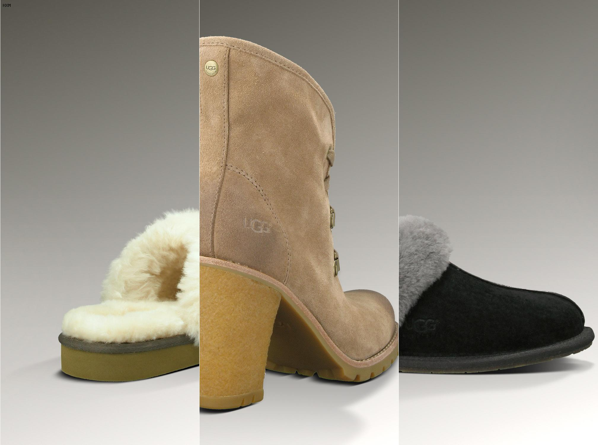 botas ugg mini bailey button