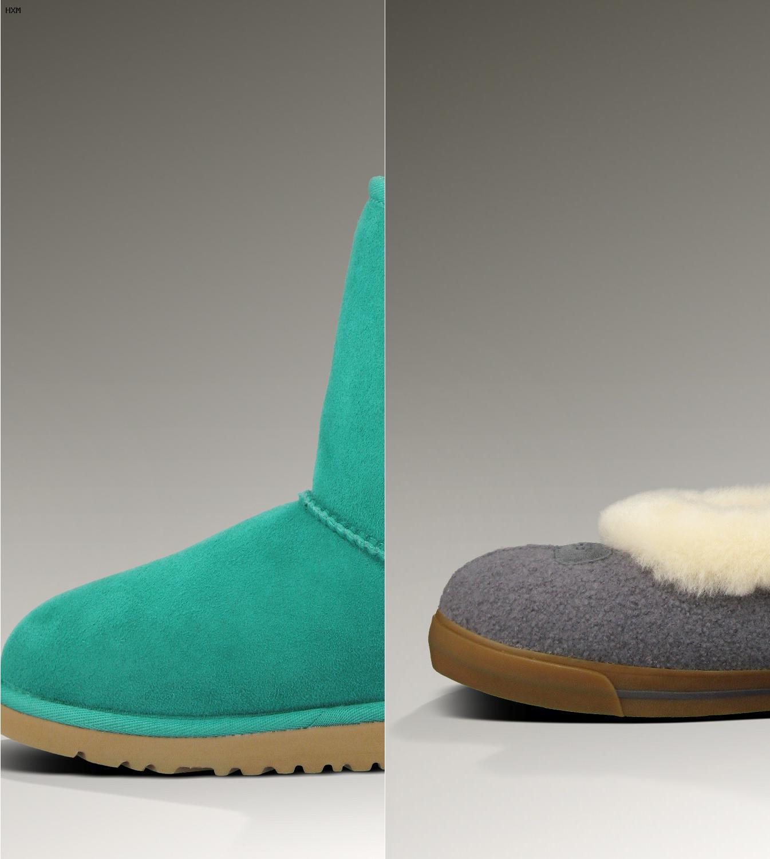botas ugg originales y falsas