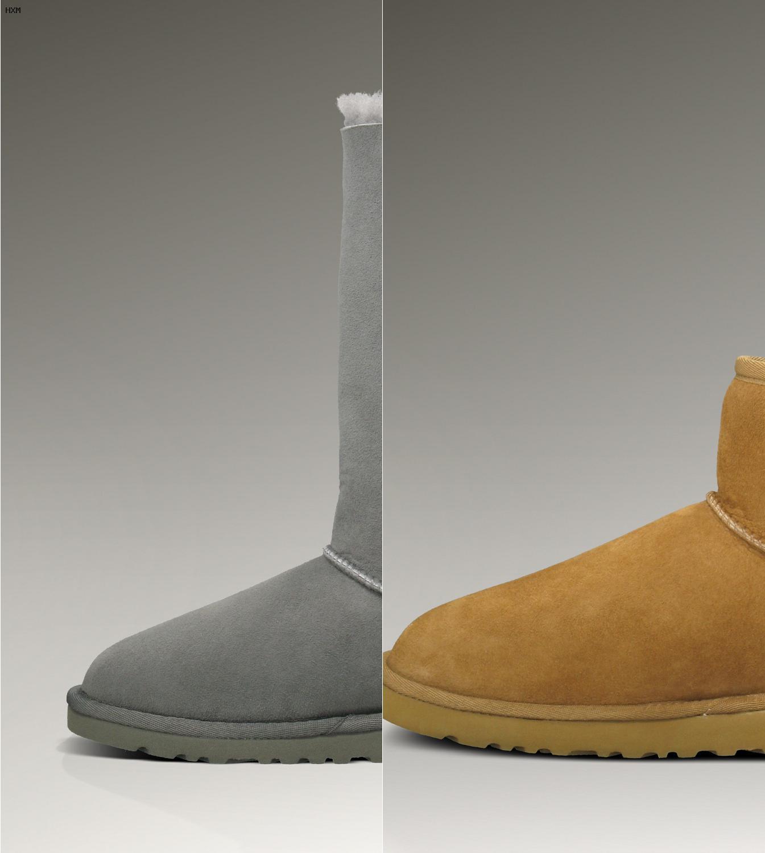 comprar botas ugg lazos