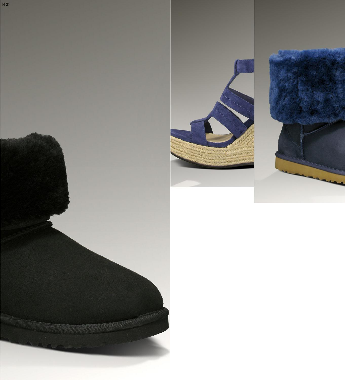 donde comprar botas ugg en df