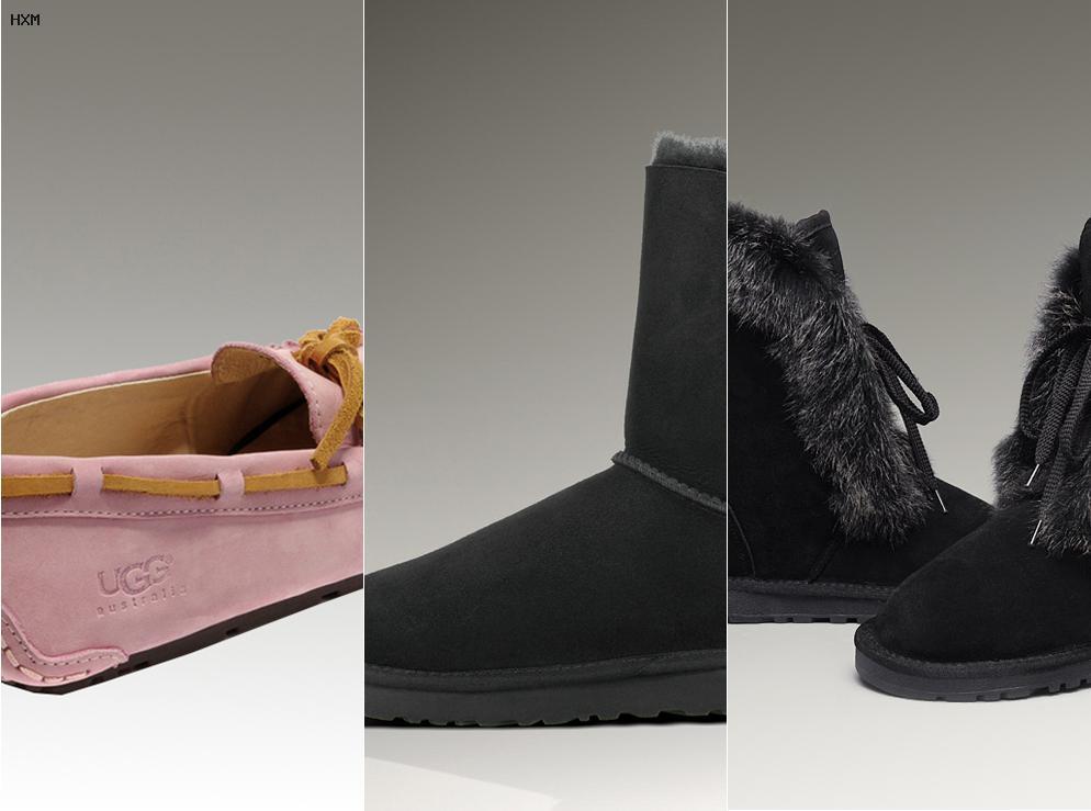 donde comprar botas ugg originales en mexico