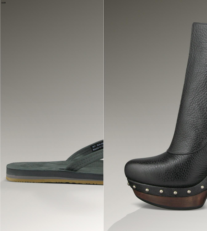 las botas ugg son resistentes al agua