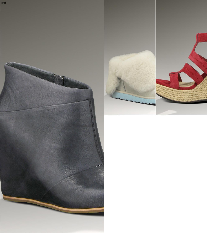 precio de botas marca ugg