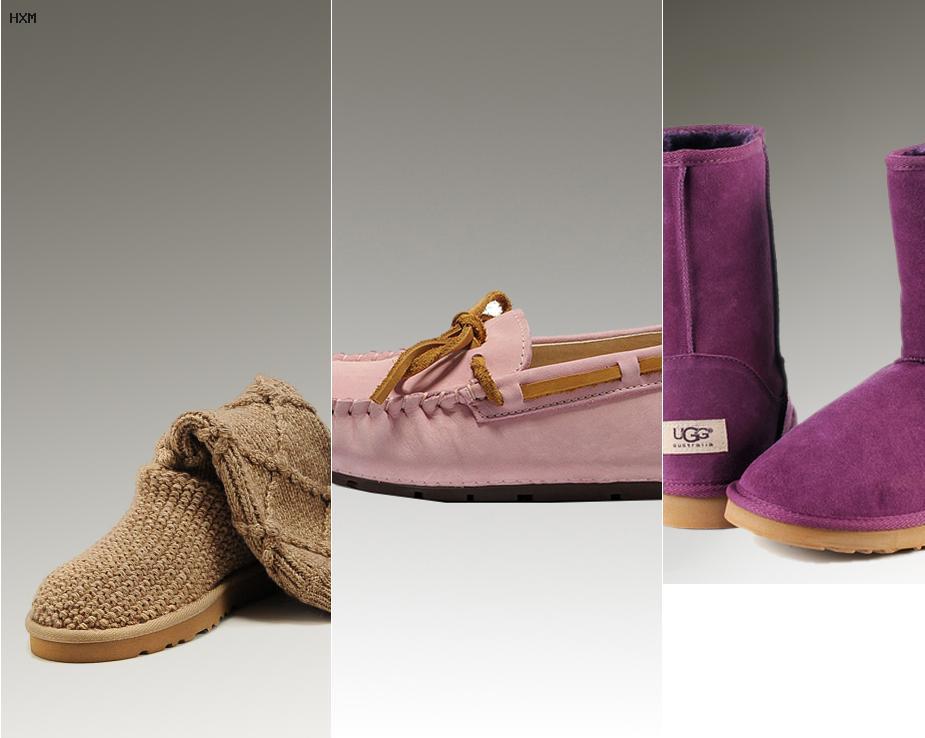 precio de botas ugg en palacio de hierro
