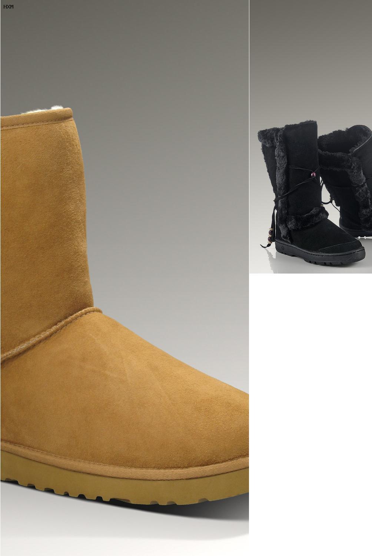 ugg botas imitacion