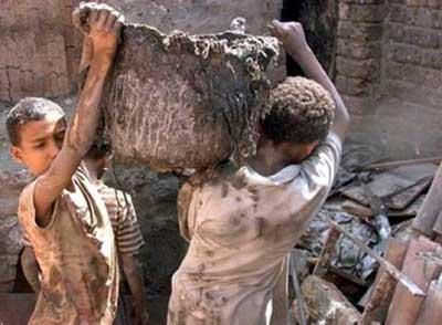 El Trabajo infantil en la India… Un tema de todos los días.